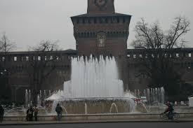 Castelo Sforzesco-Fonte:Arquivo pessoal