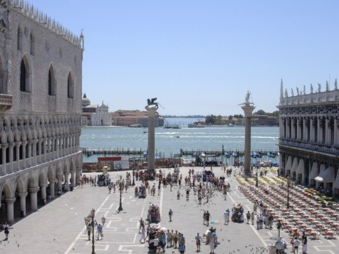 Piazza San Marco-Fonte:Commons/Janmad