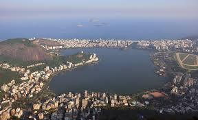 Lagoa Rodrigo de Freitas-Fonte: Flickr/renatadihl