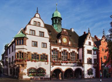 Prefeitura de Freiburg-Fonte: Arquivo pessoal