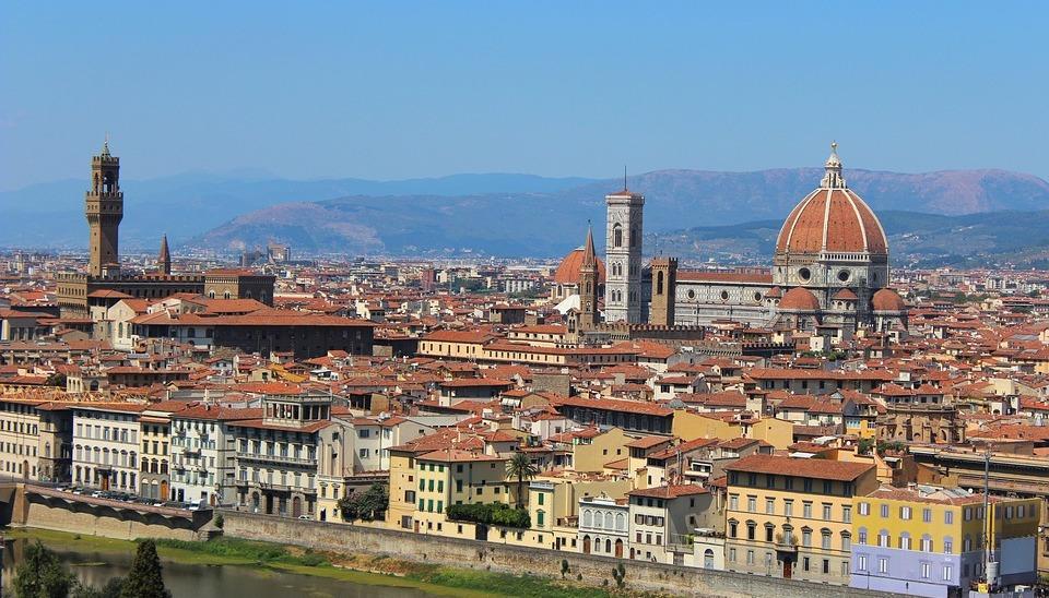 Florença: capital daToscana