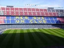Estádio Barcelona-Fonte: Arquivo pessoal