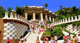 Parque Guell-Fonte:Commons/ Angela Llop