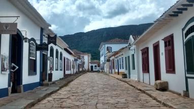 Ruas de Tiradentes-Fonte: Arquivo Pessoal