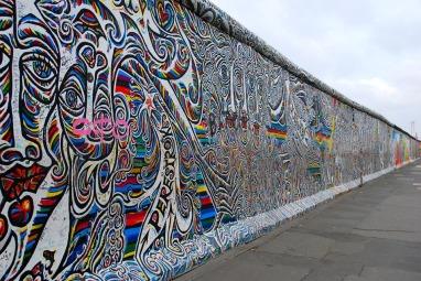 Muro de Berlim-Fonte:Pixabay
