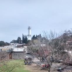 Vista de Colonia del Sacramento-Fonte:Arquivo pessoal